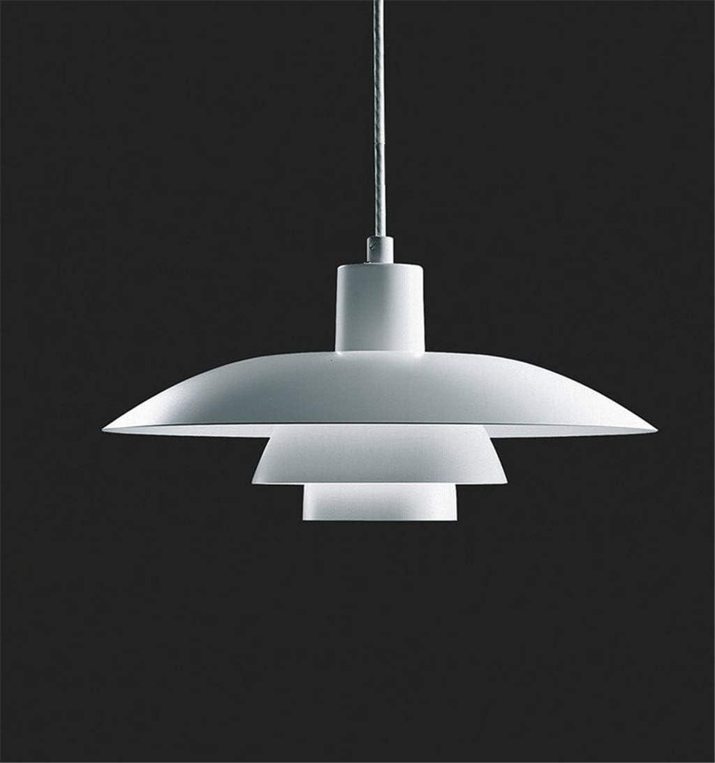 Holz-Kronleuchter 8W LED Pendelleuchten Weiß Acryl Modernen