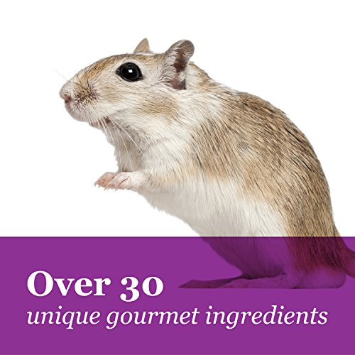 Tropical Carnival F.M. Brown's Natural Pet Mouse and Rat Food, 2-lb Bag - Vitamin-Nutrient Fortified Daily Diet, Soy-Free High Protein Blend with Shrimp, NO Artificial Colors or Flavors by Tropical Carnival (Image #5)