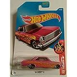 Hot Wheels 2017 HW Flames '63 Chevy II 14/365, Pink