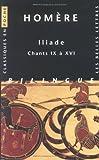 Homere, Iliade : Chants IX a XVI, , 2251799346