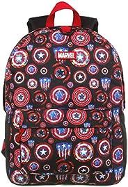 Mochila G, DMW Bags, Marvel Capitão América, 11703