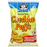 Little Bear Cheddar Puffs, 4.5 Ounce (Pack of 12)