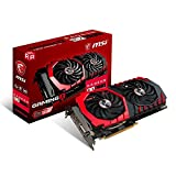 MSI Gaming Radeon RX 570 256-bit 4GB GDRR5 DirectX 12 VR Ready CFX Graphcis Card (RX 570 Gaming X 4G)