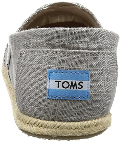 TOMS Fro Grey Cham W Syn Leath Mn Alpr ESP