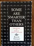 Some Are Smarter Than Others, Ricardo Manapat, 9719128704