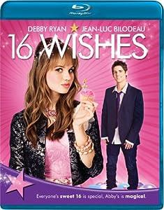 Amazon.com: 16 Wishes Blu-ray: Debby Ryan, Jean-Luc ...
