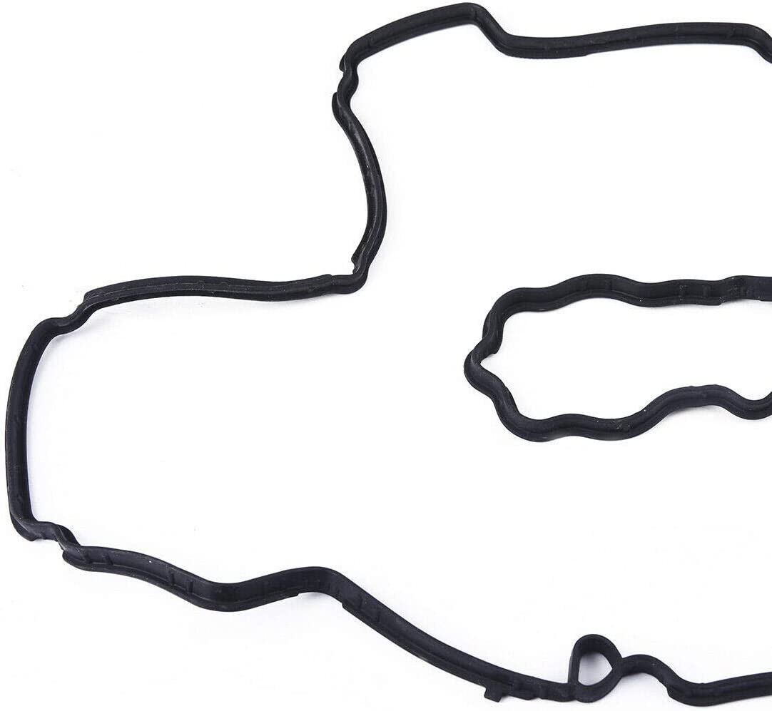 VINAUO 11127565286 Cylinder Engine Valve Cover Gasket Replacement For 2007 2008 2009 2010 2011 BMW 535xi 335is 335i 335xi X6 135i 535i