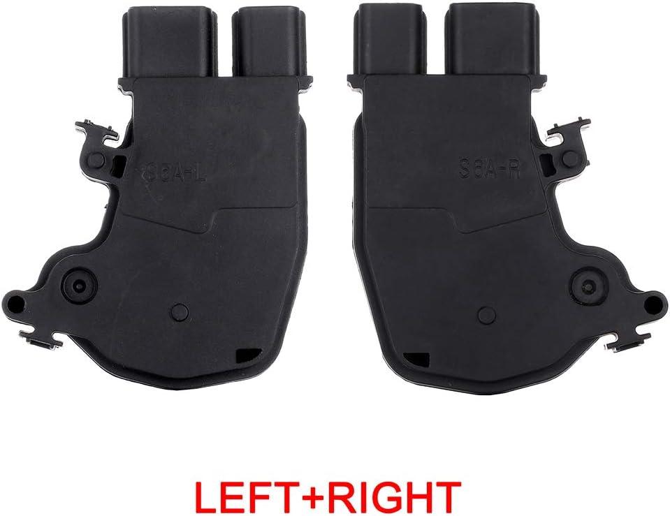 Door Lock Actuator Power Door Lock Actuator Front//Rear Left+Front//Rear Right Fits for Acura Honda 746-301