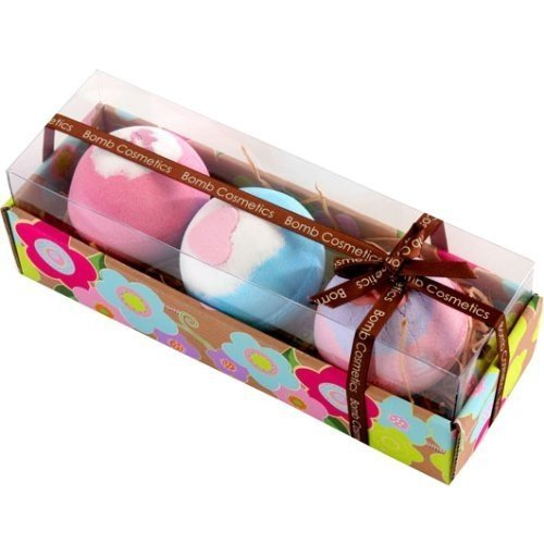 Amazon.com: Bomb Cosmetics 3 Premium Bath Blasters Gift Set: Home ...