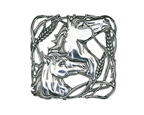 Arthur Court Horse/Wheat Trivet (Arthur Court Horse)