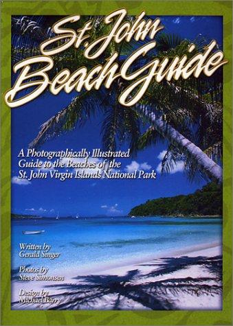 St. John Beach Guide Gerald Singer