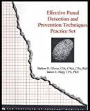 Effective Fraud Detection and Prevention Techniques, Glover, H. D. and Flagg, J. C., 0894132962