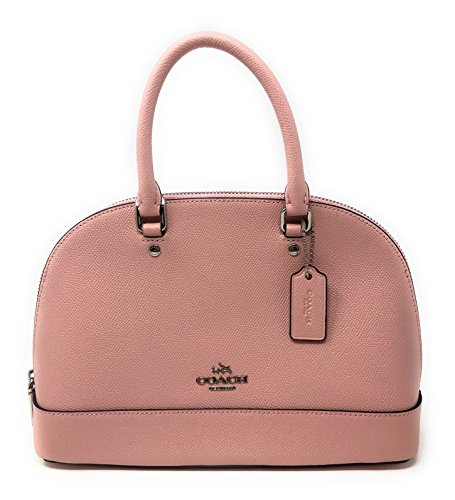 crossbody crossgrain Coach Sierra leather mini w7WAp8