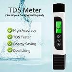 YAMI-Tester-di-qualita-dellAcqua-accurato-Metro-tds-Metro-EC-e-Penna-di-Prova-di-Temperatura-con-LCD-retroilluminato-per-Acqua-Potabile-idroponica-Piscine-acquari
