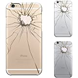iPhone6 Plus 5.5 inch case Transparent shell Trick Case Glass It needs to be repaired ?