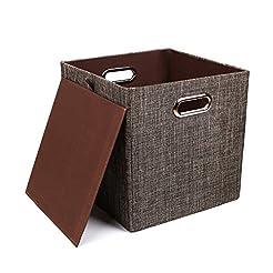Posprica Storage Cubes,Storage Bins,Fold...