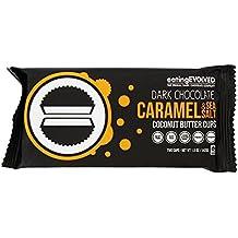 Eating Evolved Dark Chocolate Coconut Butter Cups Caramel Sea Salt, 1.5 oz