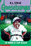 The Horror at Camp Jellyjam, R. L. Stine, 0590483455
