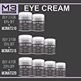 M3 Naturals Eye Cream Infused with Collagen Stem