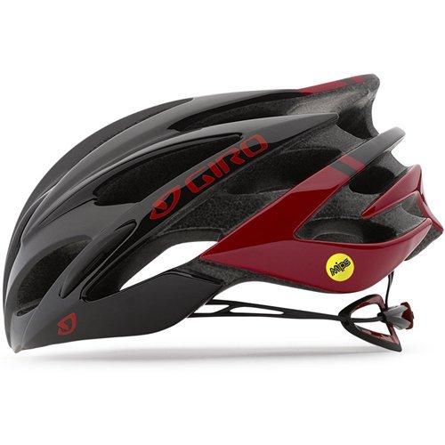 Giro Savant MIPS Equipped Bike Helmet - Matte Black/White Large