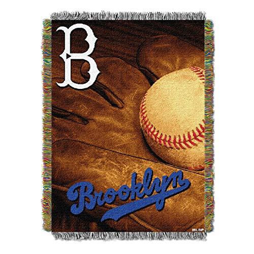 051 Dodgers Vintage Throw ()