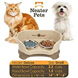 Neater Feeder Deluxe Small Dog (Cappuccino) - The