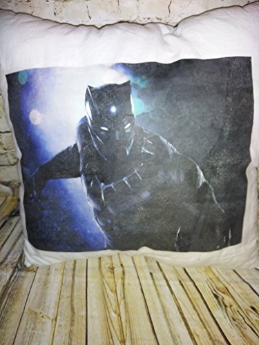 Chadwicks Cotton - Black Panther Pillow