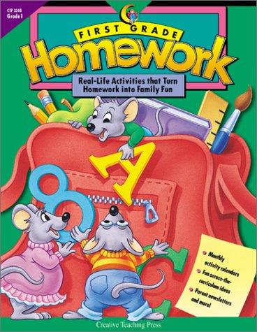 Download First Grade Homework PDF