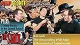 Comic Book Reviews: Resurrected Superheroes Bat Lash and Wolf-Man