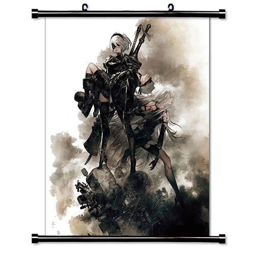 dragon quest wall scroll - 7