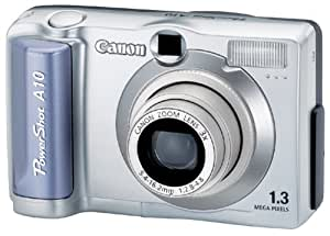 Canon PowerShot A10 1.3MP Digital  Camera w/ 3x Optical Zoom