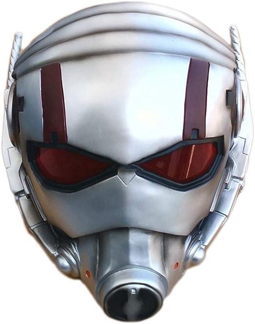 WJJP Hombre Hormiga Casco máscara de la película de Cosplay de ...