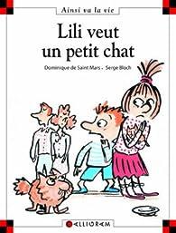 Lili veut un petit chat par Dominique de Saint-Mars