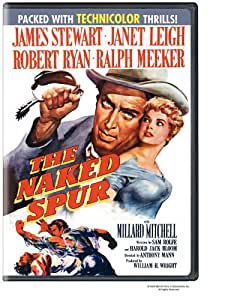 The Naked Spur (Bilingual) [Import]