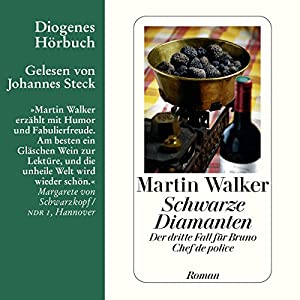 Schwarze Diamanten (Bruno Courrèges 3) Audiobook