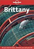 Front cover for the book Lonely Planet Brittany by Neil Wilson