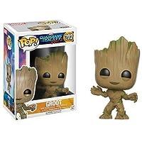 Funko POP Movies: Guardians of the Galaxy 2 Figura de juguete para niños pequeños Groot