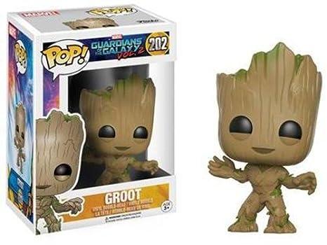 aa7ac7ffa669 Funko Marvel Guardians of The Galaxy 2 - 13230 - Figurine - Pop Movies -  Groot
