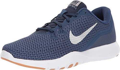 Nike Women's Flex 7 Cross Training Shoe (10.5 B US, Navy) ()