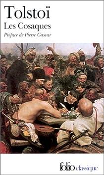 Les Cosaques par Tolstoï