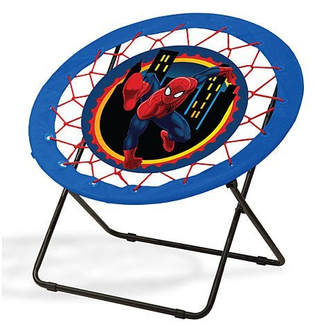 Spiderman Bungee Chair. Fun Chair Great for Children Play...