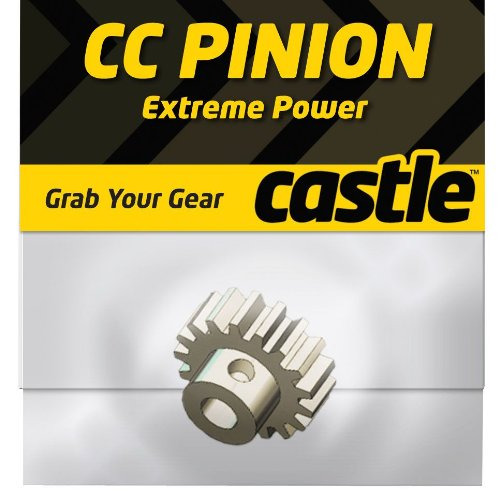 Castle Creations 010-0065-07 CC Pinion 11 Tooth Mod 1 Toy -