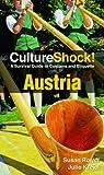 Cultureshock Austria, Susan Roraff, 0761460519