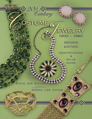 20th Century Costume Jewelry 1900-1980 : Identification
