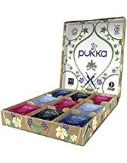 Pukka Tea Bags Organic Relax Selection Box 1 ct, Count, 45 Count