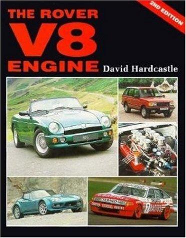 (The Rover V-8 Engine)