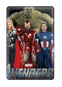 Rebecca Arnold Ipad Mini/mini 2 Well-designed Hard Case Cover The Avengers 40 Protector