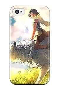 New Arrival Premium 6 4.7 Case Cover For Iphone (princess Mononoke)