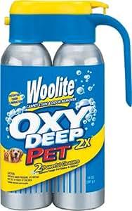 Amazon Com Woolite Oxy Deep 2x Pet Stain Amp Odor Carpet
