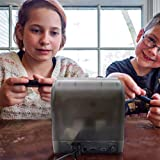 Yuuups Retro Portable Mini Handheld Arcade Double Game Console 64bit 4.3 inch 16GB Built-in 3000 Games -Black